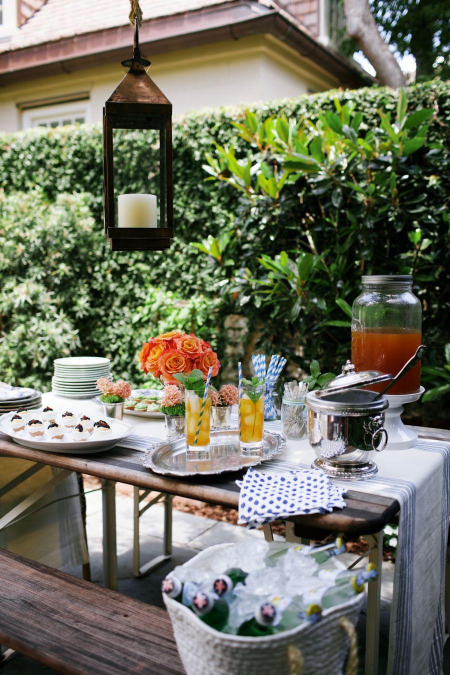 Charleston Tea Party / Photo by Olivia Rae James