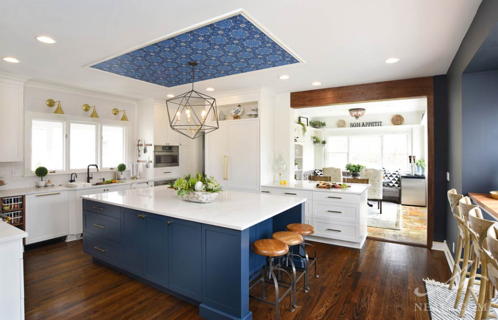 How To Design A Kitchen Island Or Peninsula That Works Stylish