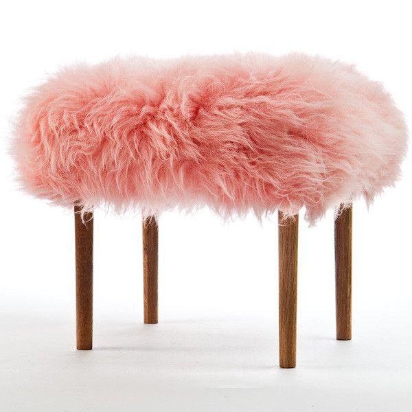 Baa Stool Bare Footstool Moderning Living Room Furniture Ceri ...