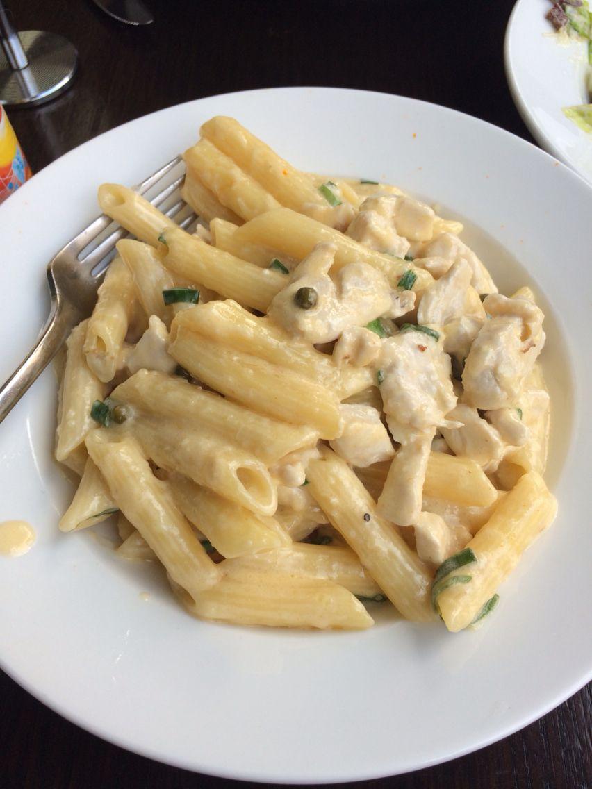 Chickenspaghetti-newtown-italian bowl...
