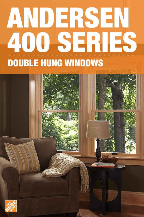 Save Energy With The Energy Star Certified Andersen 400 Series Woodwright Double Hung Windows Updating Your Windo Home Luxury Homes Interior Home Decor Tips