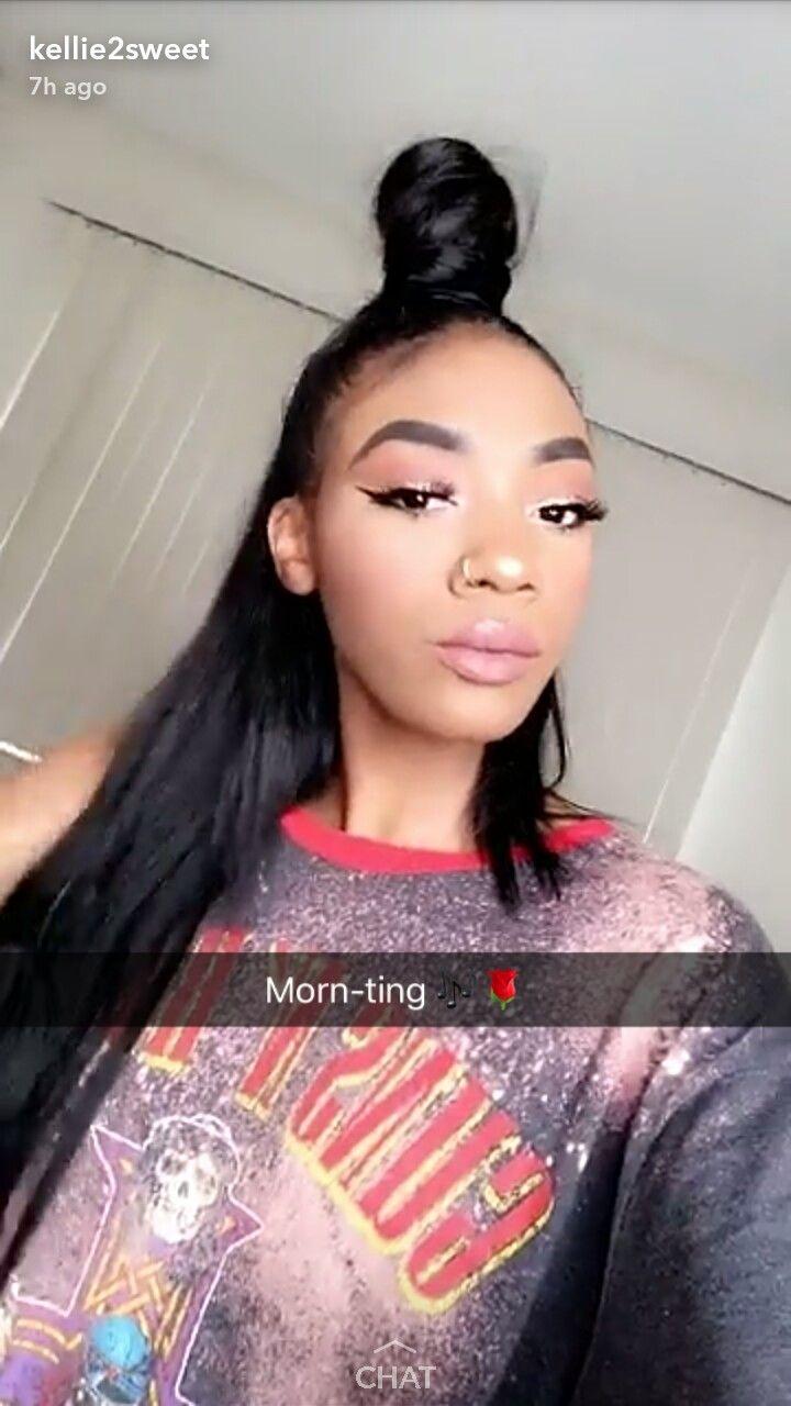 youtube beauty guru kelliesweet hair in 2018 pinterest