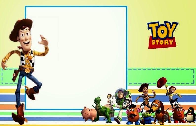 Toy Story Games Gratis : Toy story: invitaciones para imprimir gratis. personalizar