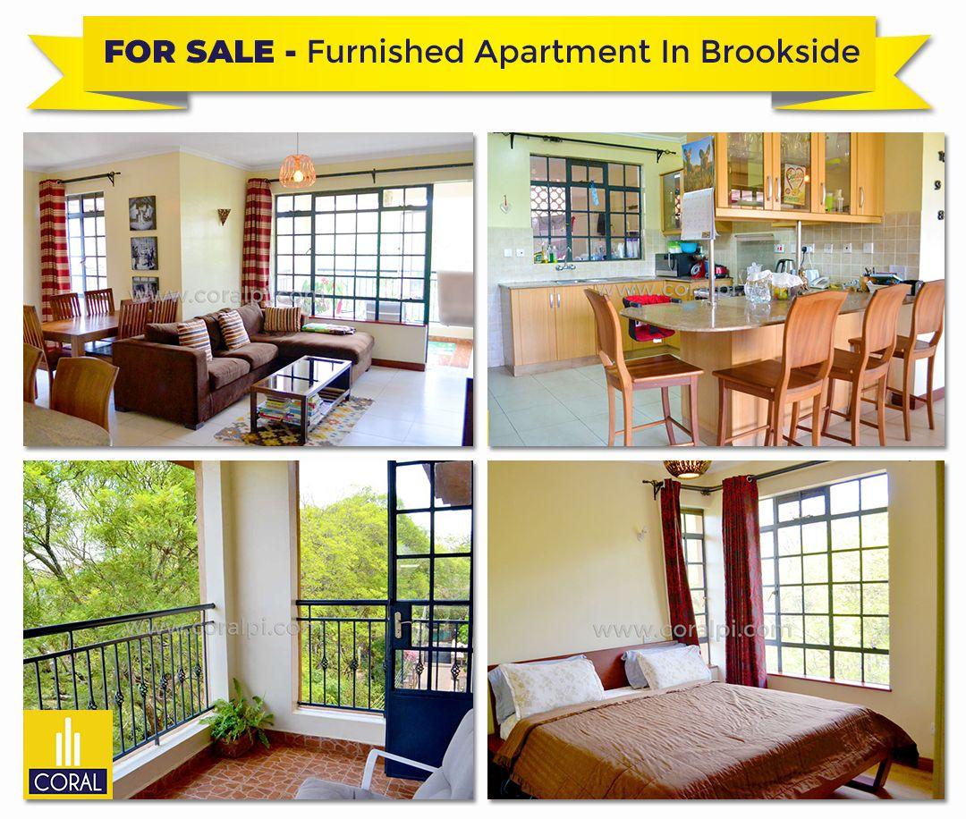 2 Bedroom Furnished Apartment For Sale In Brookside