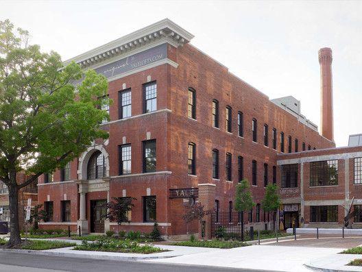 Yale Steam Laundry Condominiums John Ronan Architects