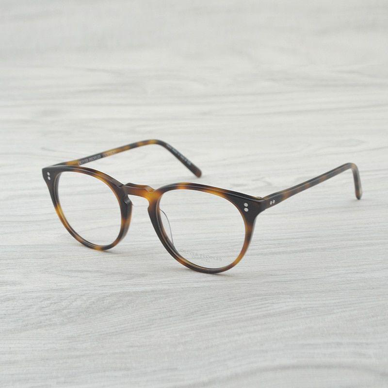 931b8674de Vintage Optical Glasses Frame OV5183 O malley Eyeglasses for women and men  Spetacle eyewear frames Myopia Prescription Glasses Review