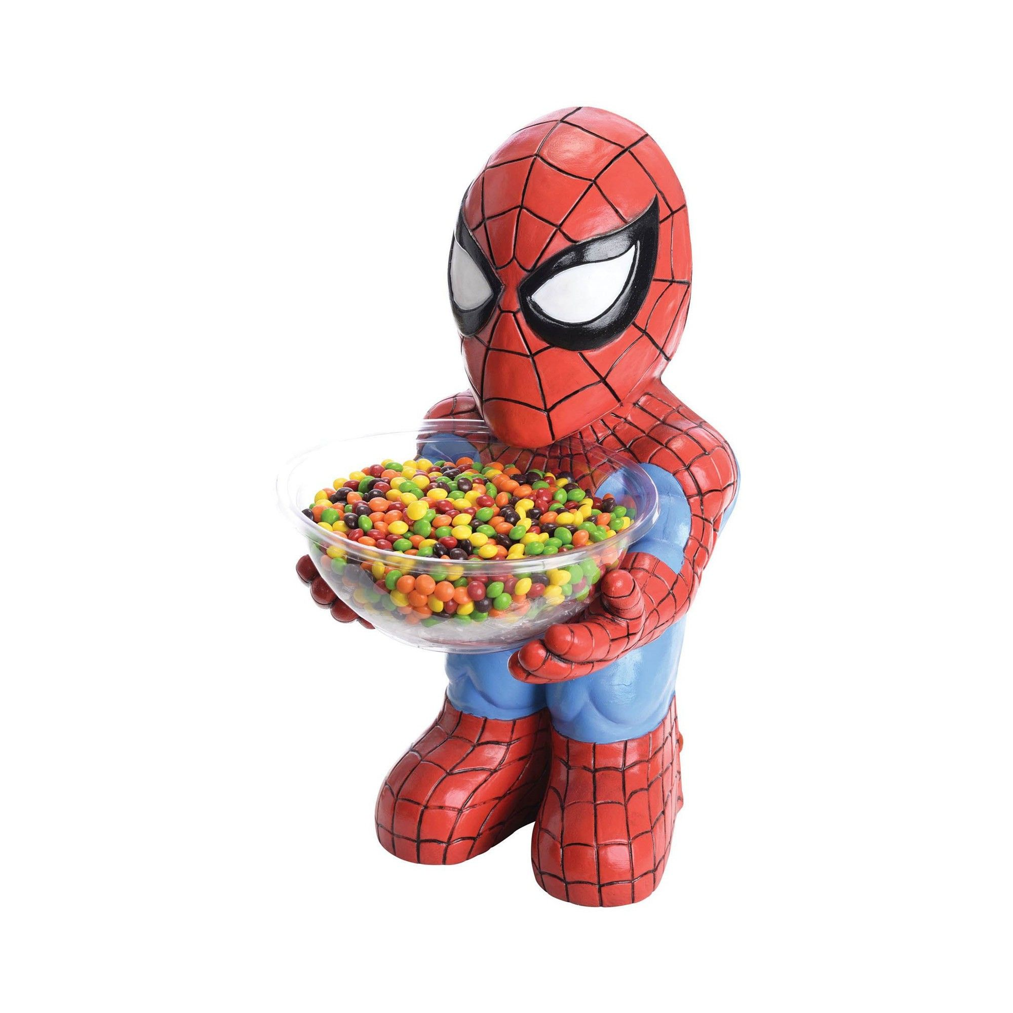 Marvel Halloween Candy Bowl Holder SpiderMan Halloween