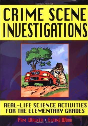 crime scene investigation activities for kids