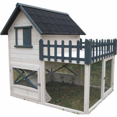 Advantek The Balcony Chicken Coop