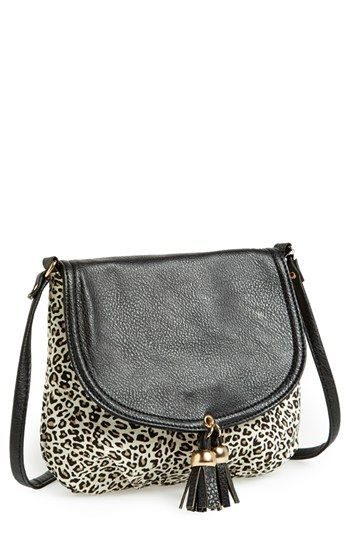 Amici Accessories Tassel Crossbody Bag Juniors Available At Nordstrom