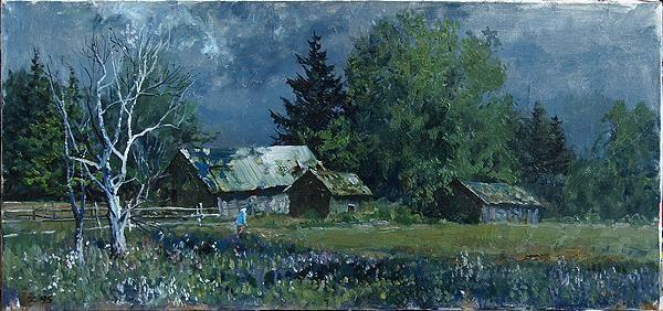Viktor Bykov - Oil Paintings - Google Search