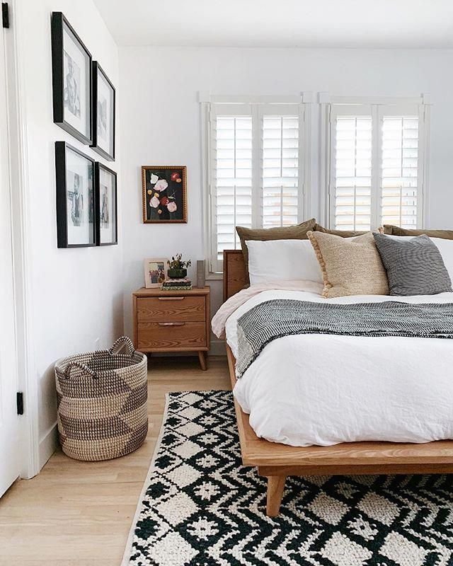 Pin by Celeste on h o m e in 2020 Bedroom design