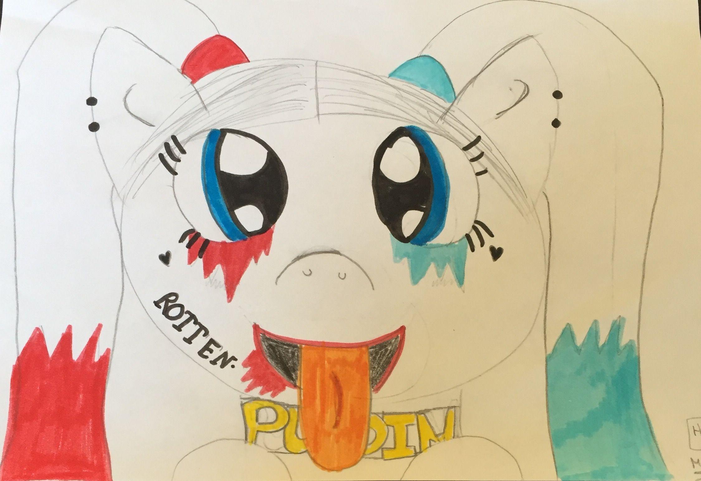 Harley queen vertion pony