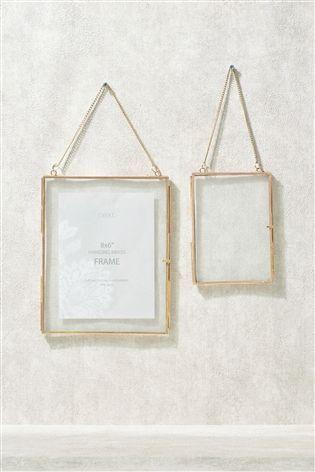 Buy Hanging Metal Frame From The Next Uk Online Shop Frame Photo Frames Uk Metal Frame
