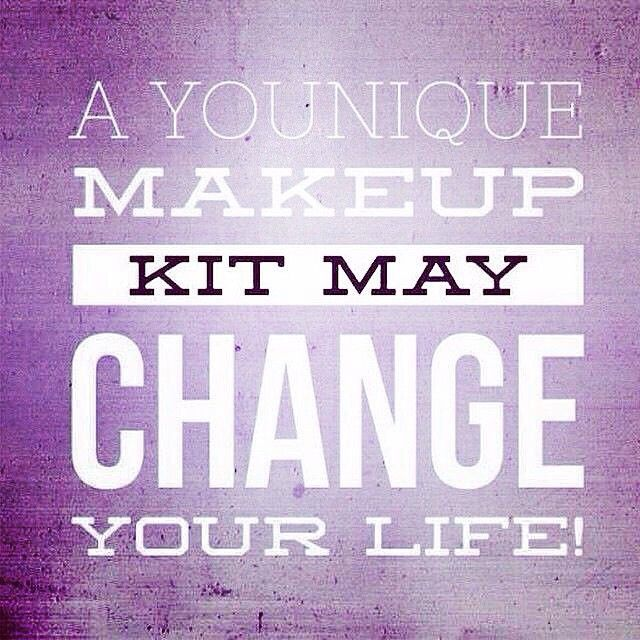 Ask me how $99 change my life forever With younique, $99 gets you