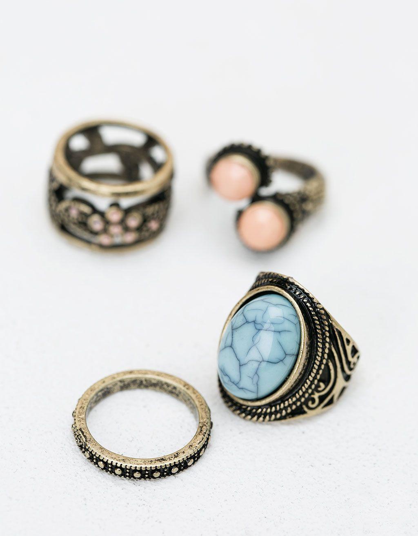 Anillos piedra 7,99 € Ref 4718/413