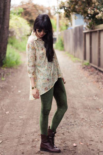 9f0d182ec739d 34+ Cute Winter Outfits With Leggings | Women's fashion | Fashion ...
