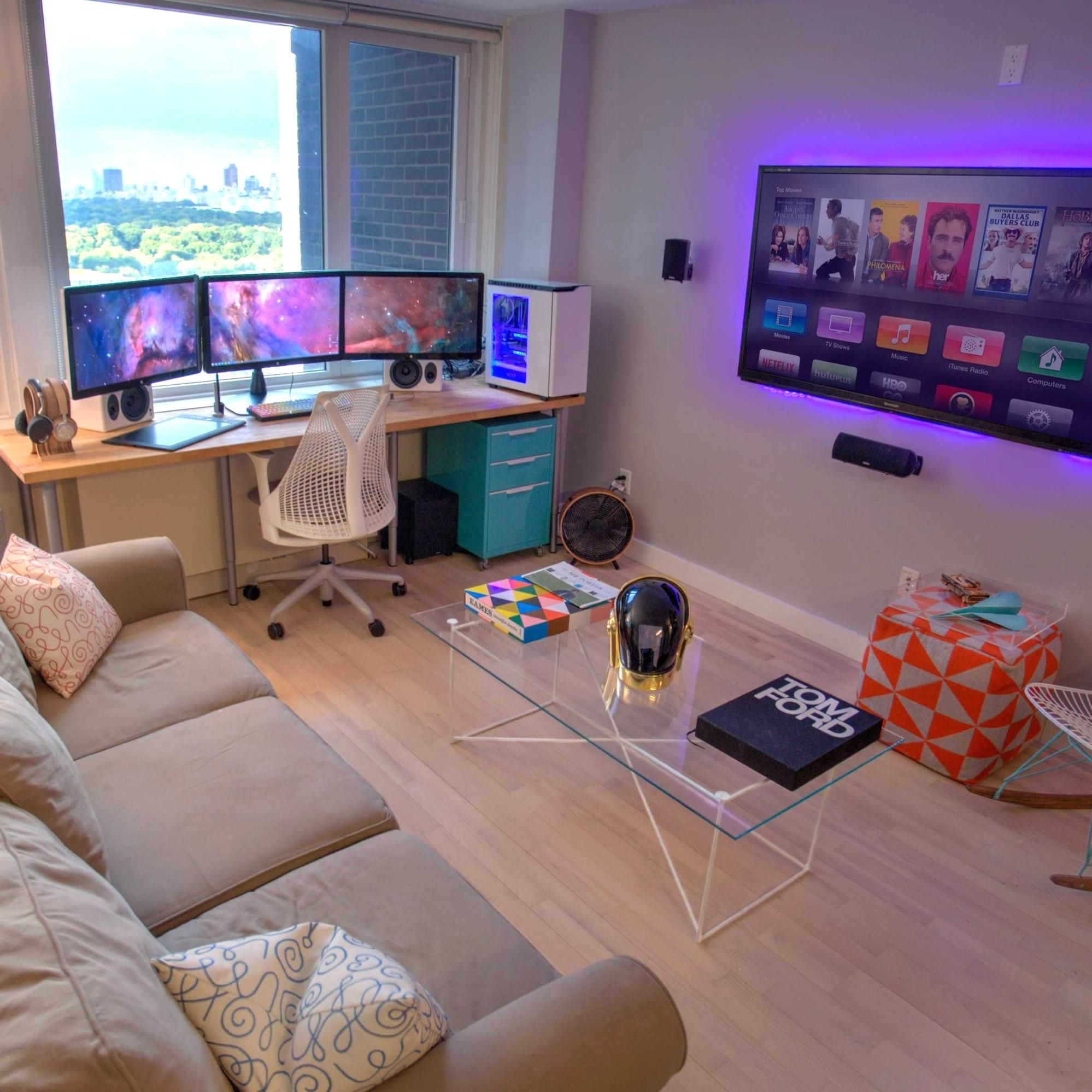 Pin On Quality Pins Games Room Inspiration Game Room Small Room Design Living room gaming pc