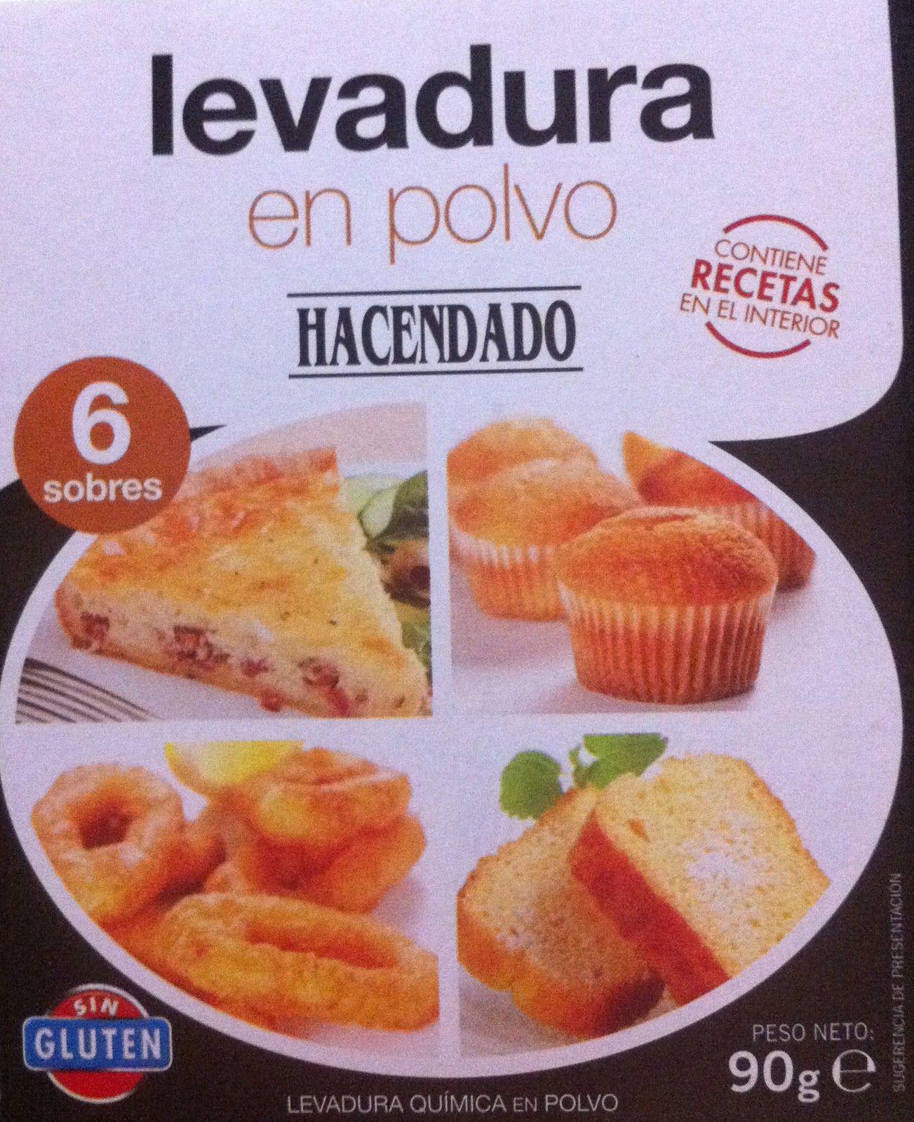 La Cesta Del Celiaco Levaduras Levadura Levadura De Panaderia