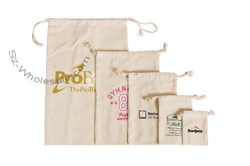 Cotton Drawstring Bags Wholesale - China Cotton Drawstring Bags ...