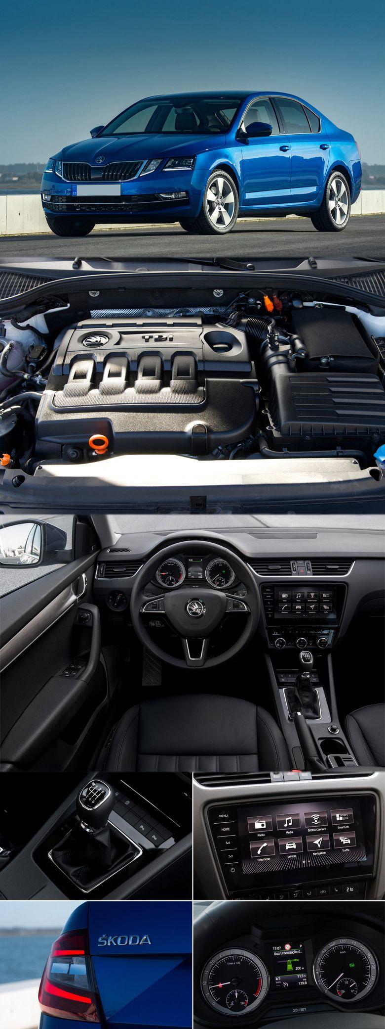 Category Skoda >> Skoda Octavia New Design And Range Of Engines Https Www