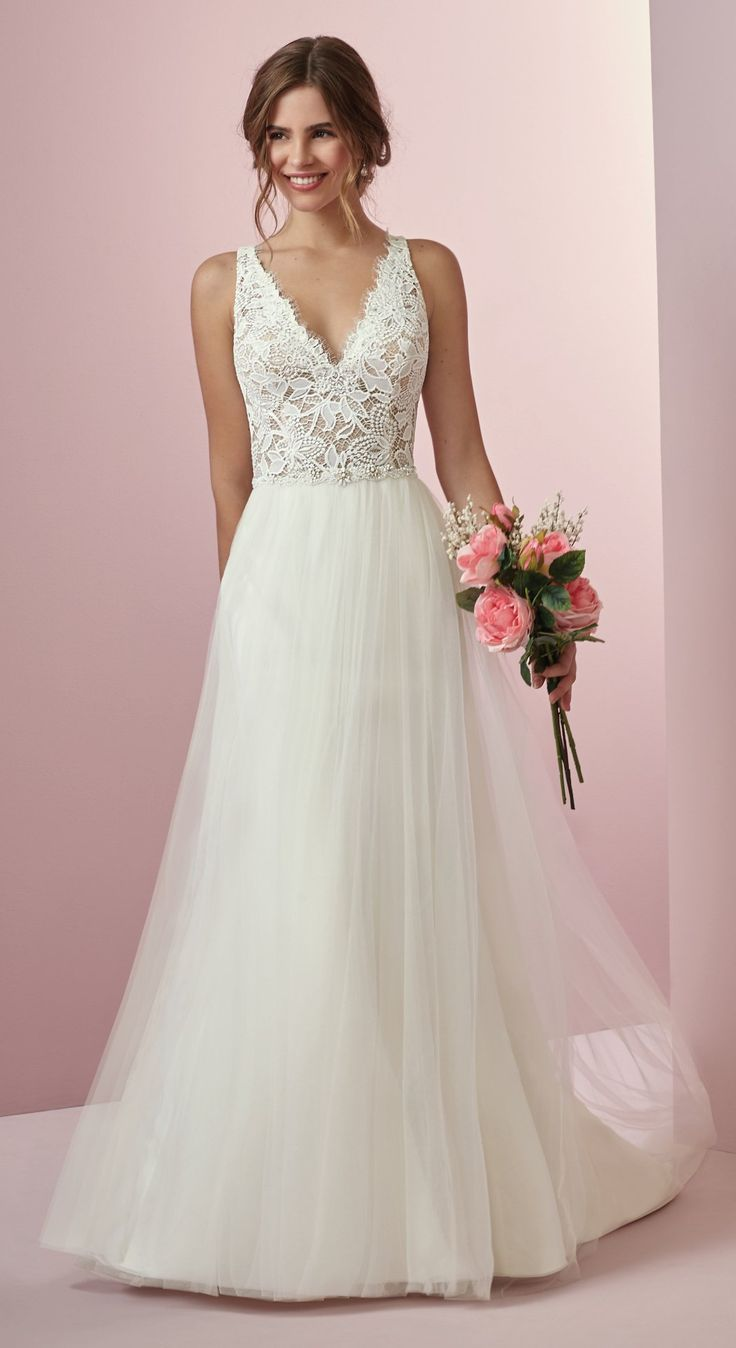 CONNIE by Rebecca Ingram Wedding Dresses #gorgeousgowns