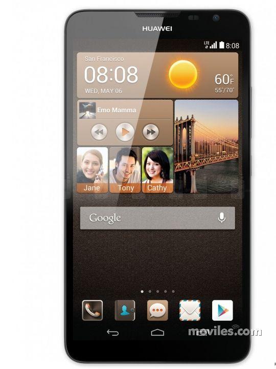 Huawei Ascend Mate 2 4g Libre Desde 262 02 Compara 3 Precios Moviles Fotografia Snk