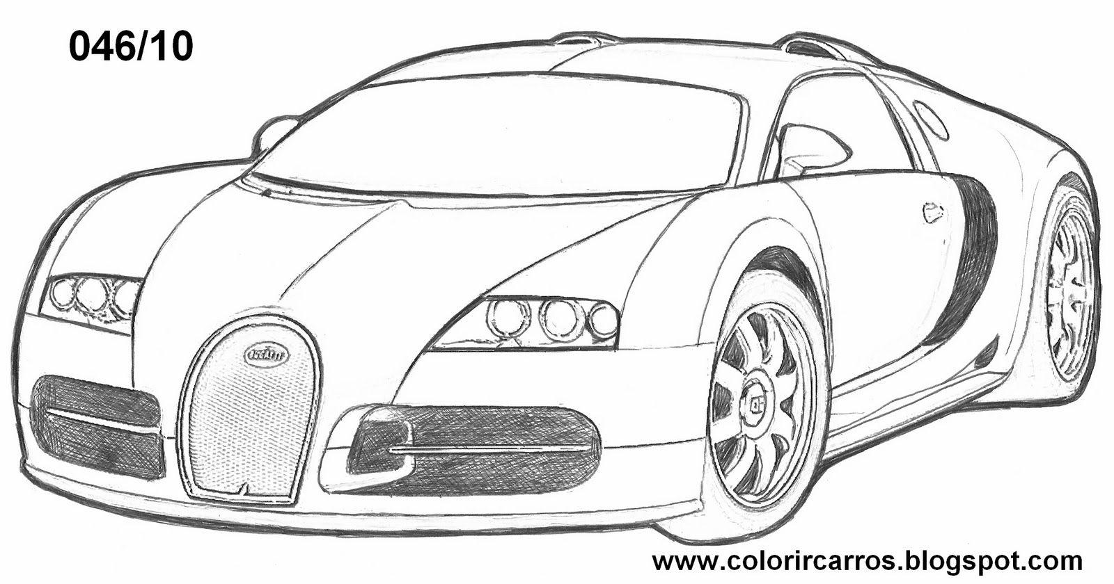 Magnífico Bugatti Para Colorear Páginas Imprimir Ornamento - Ideas ...