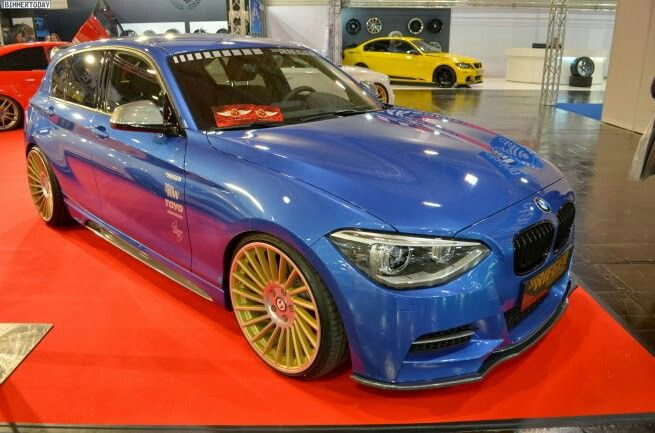 bmw m135i by rieger tuning mot rhead bmw cars bavarian. Black Bedroom Furniture Sets. Home Design Ideas