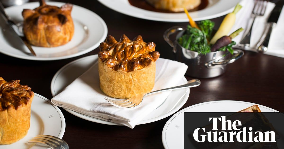 More than a filling: how pies went upper crust | Perfect ...