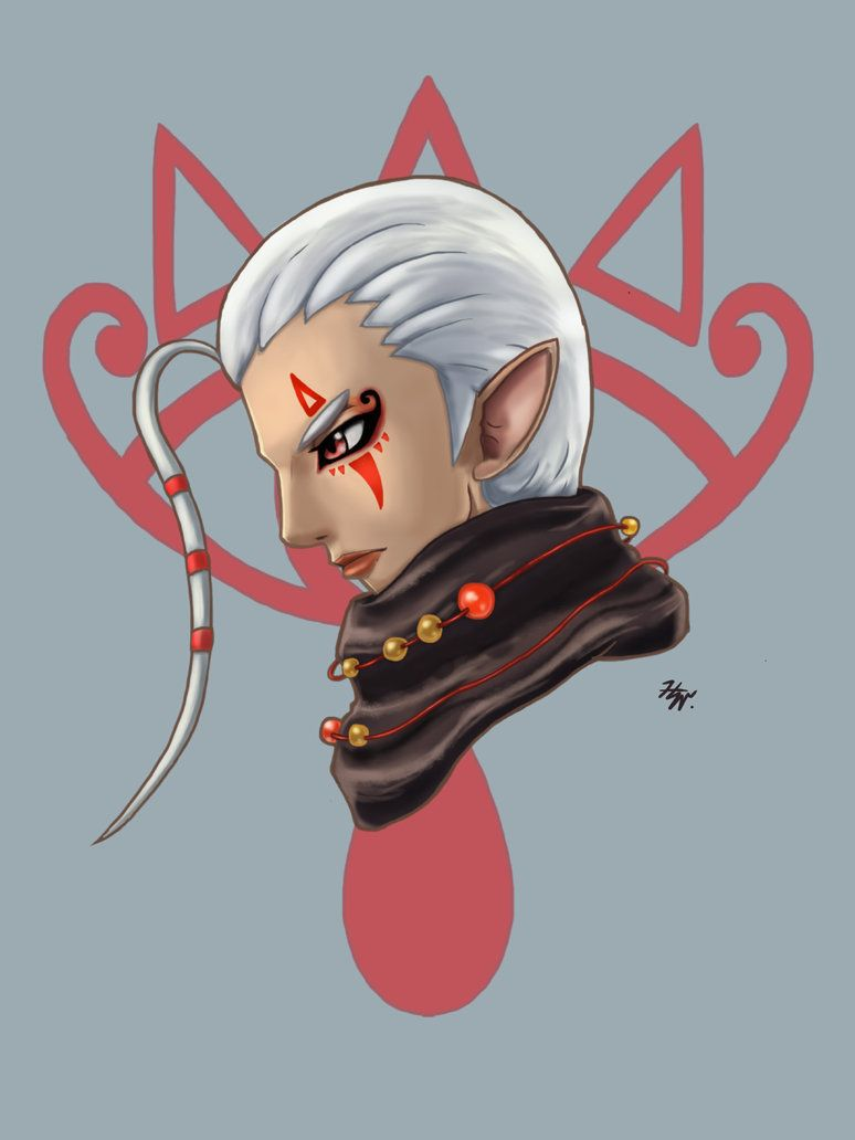 Impa - Hyrule Warriors