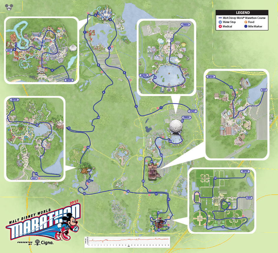 ChEARS to YOU! How to Cheer the Disney World Marathon