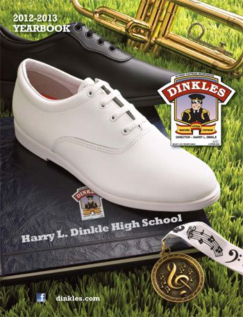 Band shoes for everyone!   Dinkles outfits shoes for band programs around the country including  The Cadets and Cadets2