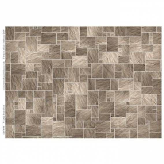 Dark Stone Floor Tiles -Streets