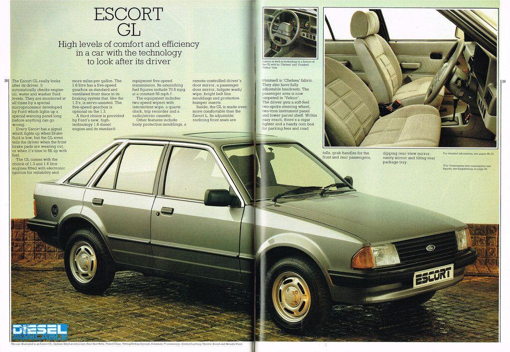 33+ Ford escort diesel engine ideas