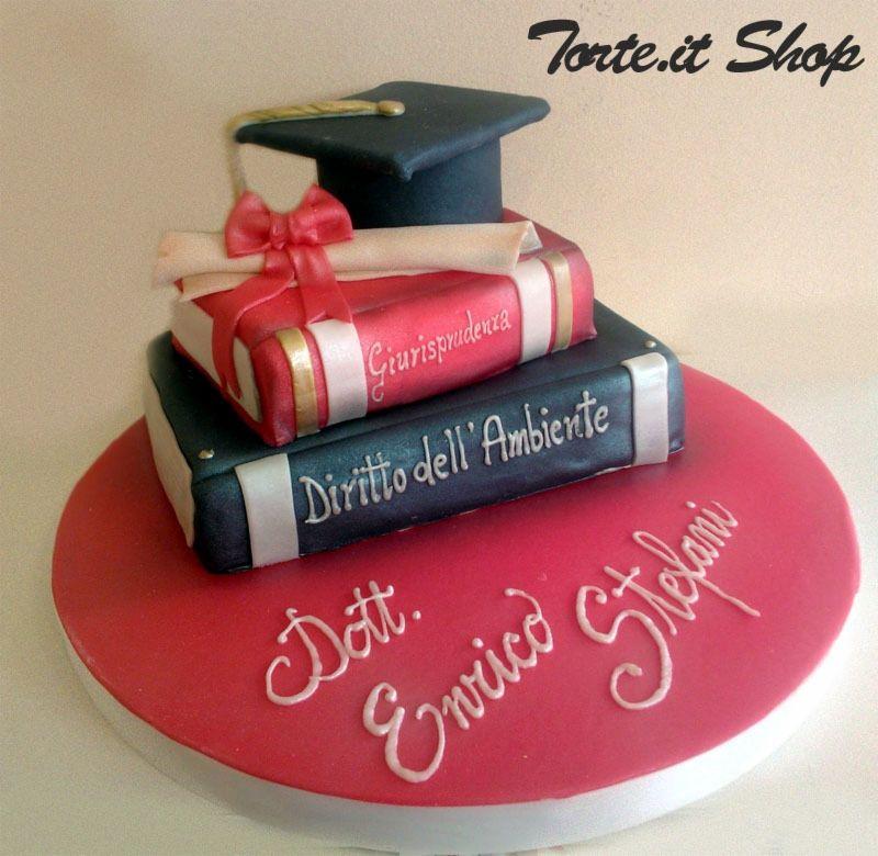 Risultati immagini per torta di laurea  Torte laurea Tina