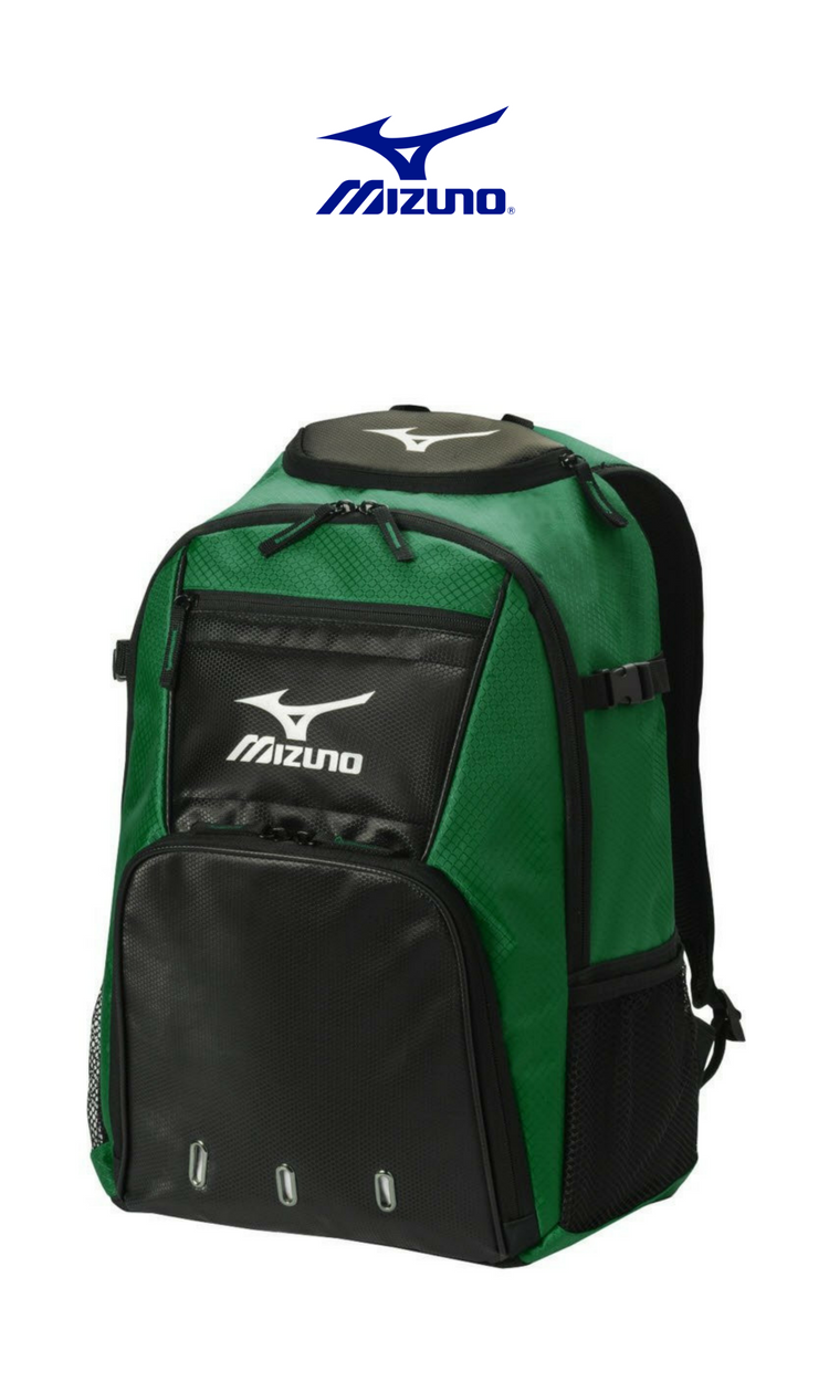 Mizuno G4 Bat Pack Forest Black Click For Price And More Sport Backpack Bag Gear Storage Baseball Softball