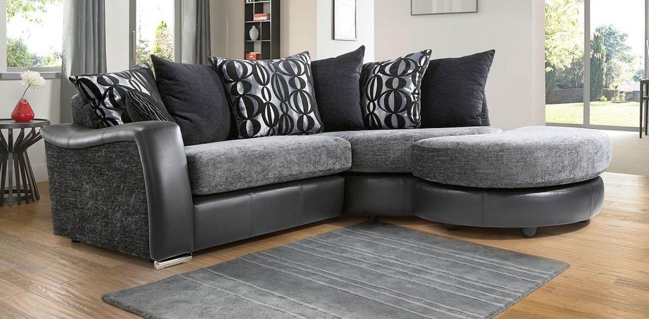 Mylo leather fabric dfs future home pinterest corner sofa small corner and sofas Low corner sofa