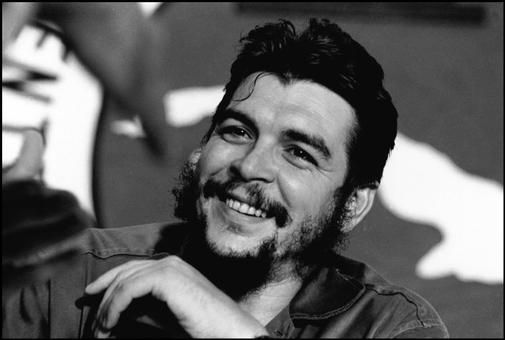 Che Guevara by Rene Burri!     Dream!
