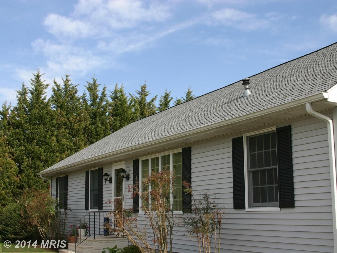 Looking for an updated home on a large, private lot close
