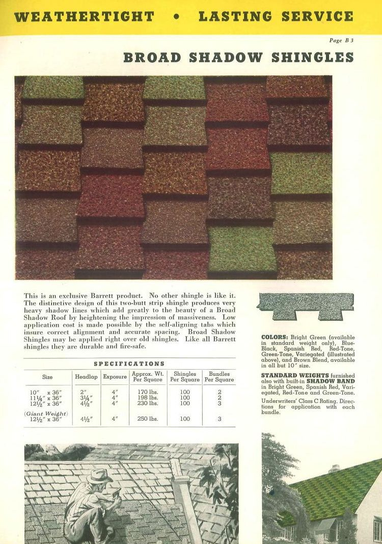 Your Home Deserves A Barrett Roof The Barrett Company Free Download Borrow And Streaming Distinctive Designs Shingling Online Archive