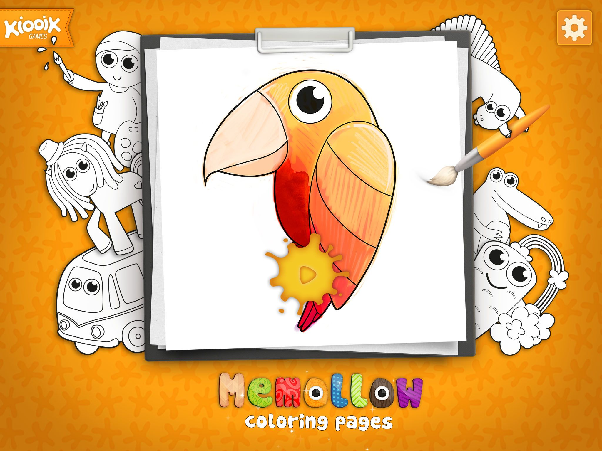 Free coloring pages app - 1000 Images About Memollow Coloring Pages On Pinterest Coloring For Kids And Coloring Pages For Kids