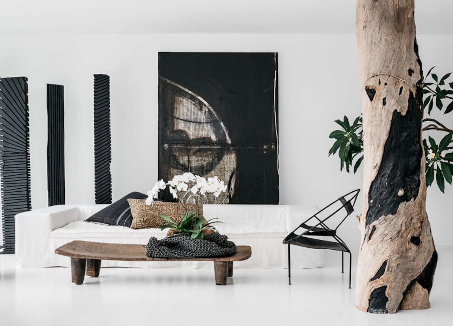 we explore not one but two new spaces from interior designer pamela