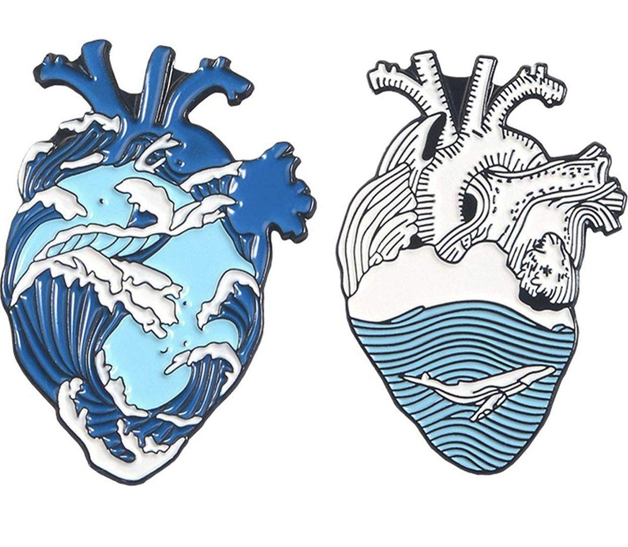 46+ Ocean heart info