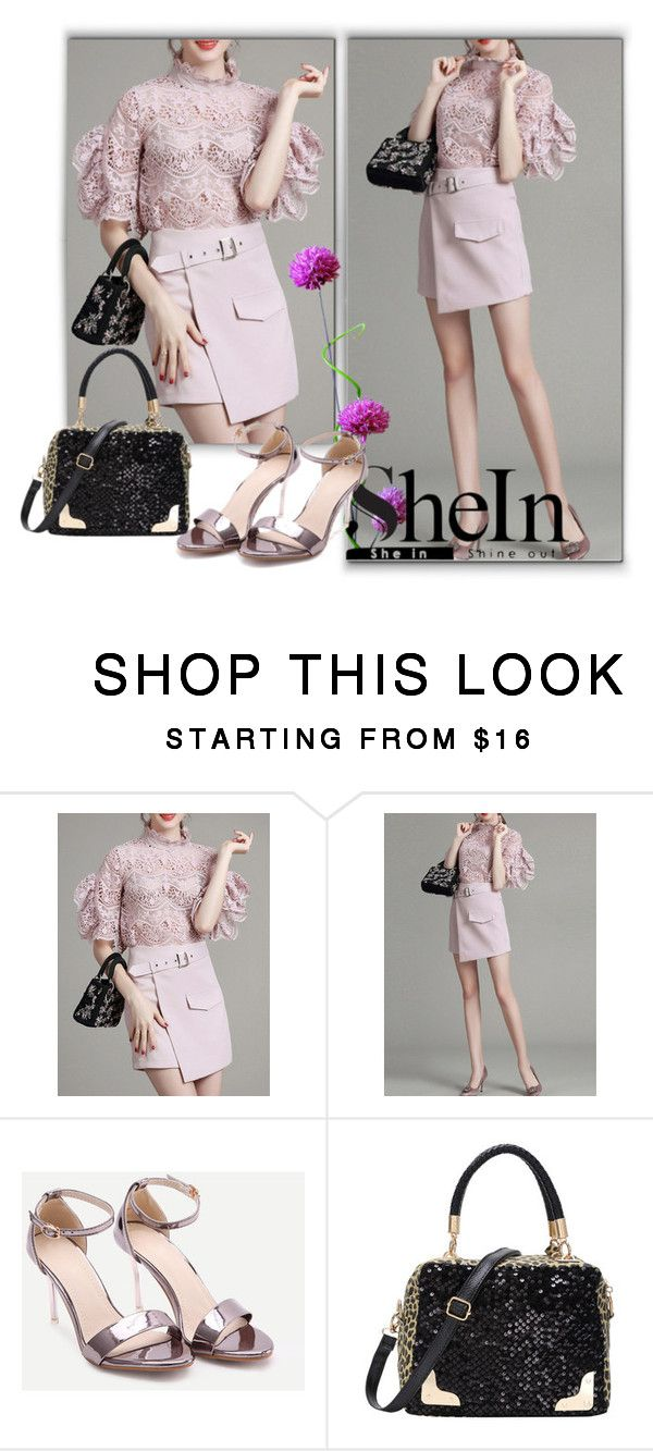 """SheInSide-III/8"" by dzemila-c ❤ liked on Polyvore featuring Sheinside and shein"