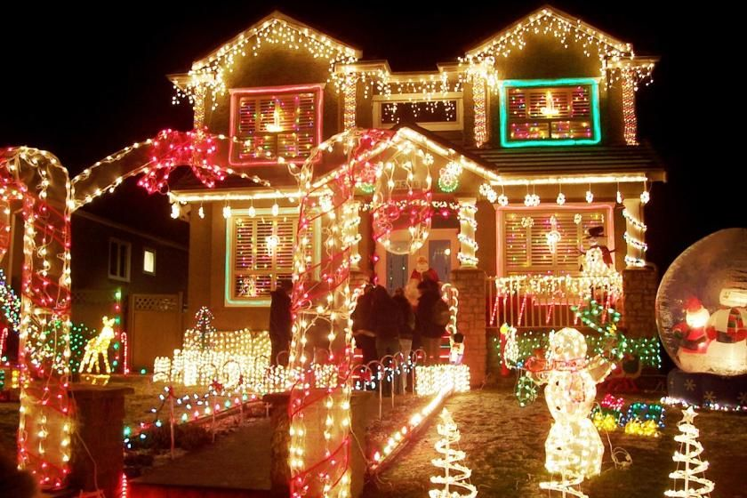 Mind blowing christmas lights ideas for outdoor christmas mind blowing outdoor christmas lights ideas for outdoor christmas decorations christmas celebrations mozeypictures Choice Image