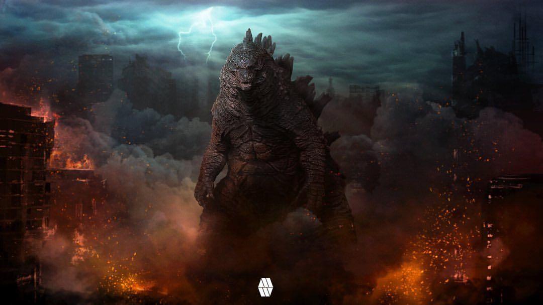 Watch Godzilla Vs Kong Streaming Movies Online Free Criaturas Mitologicas Fondo De Pantalla De Godzilla Monstruos