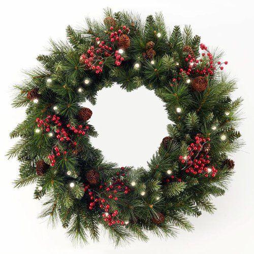 Christmas Wreaths  Door Decorations Fun  Fashionable Home - christmas wreath decorations