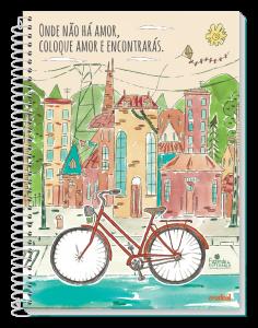 Credeal Caderno Escolar 84a1d238c4fdf