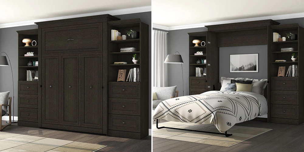 Evolution Costco Modern murphy beds, Hidden wall bed